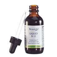 Dietary Supplements - Beautyful™ Liquid B-12
