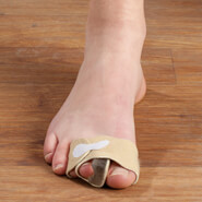 New - Gel Bunion Toe Wrap