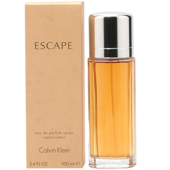 Calvin Klein Escape Ladies, EDP Spray 3.4oz