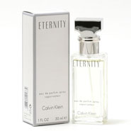 Fragrances - Calvin Klein Eternity Ladies, EDP Spray 1oz