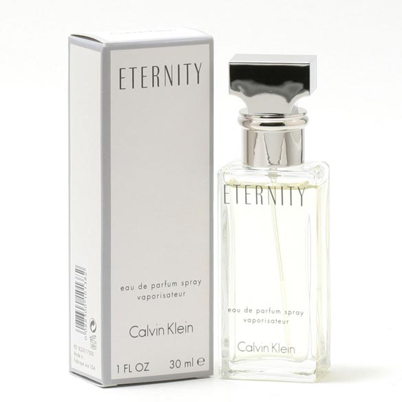 Calvin Klein Eternity Ladies, EDP Spray 1oz
