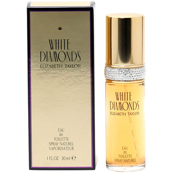 Elizabeth Taylor White Diamonds Ladies, EDT Spray 1oz