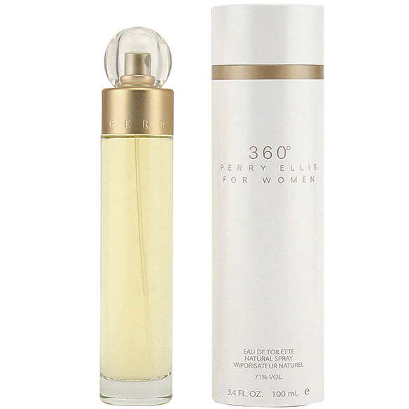 Perry Ellis 360 Ladies, EDT Spray 3.4oz