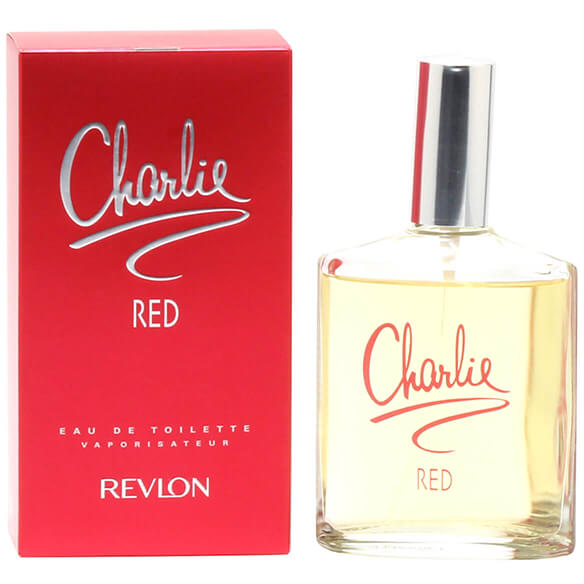 Revlon Charlie Red Ladies, EDT Spray 3.3oz