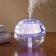 Breathe Easy - USB Humidifier & Diffuser with LED Night Light