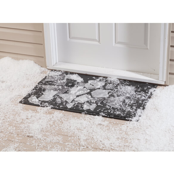 Ice Breaker Doormat
