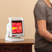 Muscle & Nerve Pain - Infrared Light Therapy Lamp for Pain Relief