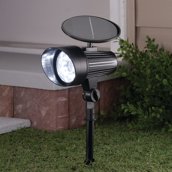 Solar LED Security Light - View 1