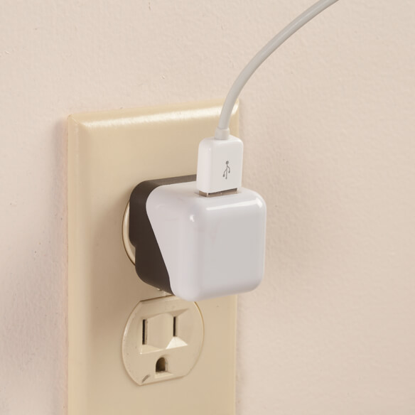 Single USB Wall Adapter - View 1