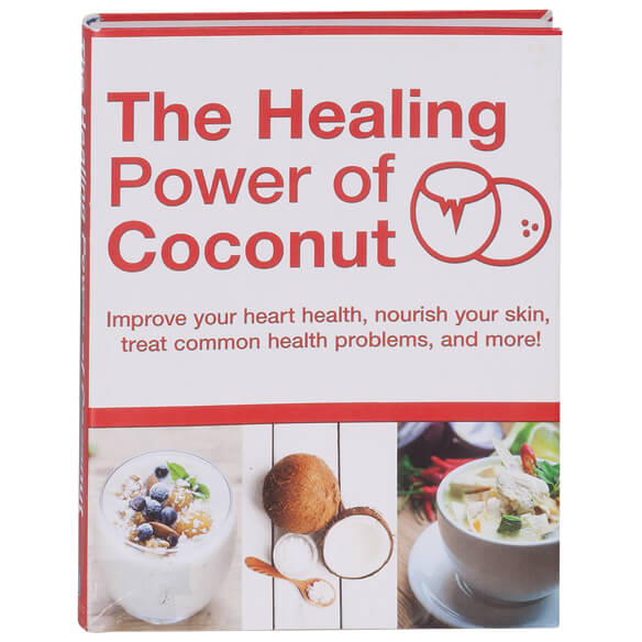 """The Healing Power of Coconut"" Book"