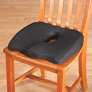 Cushions & Chair Pads - Orthopedic Seat Cushion
