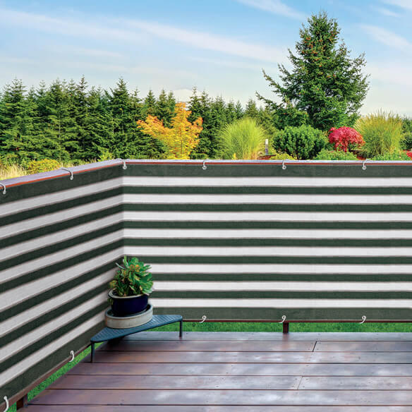 Deck & Fence Privacy Screen