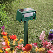 Outdoor - Solar Animal Repeller by Scare-D-Pest™
