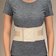 Arthritis Management - Arthritic Neoprene Back Support