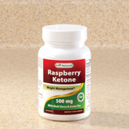 Healthy New Year - Raspberry Ketone Veggie Caps