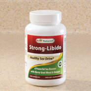 Intimacy - Strong-Libido Capsules