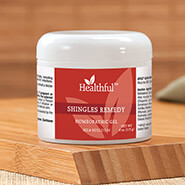 Skin & Wound Care - Healthful™ Naturals Shingles Remedy, 4 oz