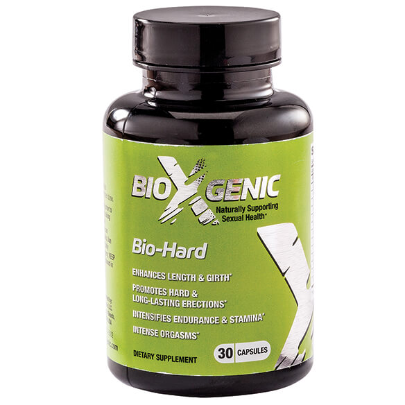 BioXGenic Bio-Hard Male Enhancement Capsules