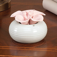 Pain Remedies - Ceramic Flower Aromatherapy Diffuser