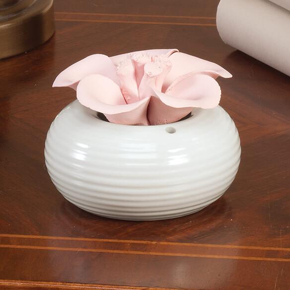Ceramic Flower Aromatherapy Diffuser Oil Diffuser Easy