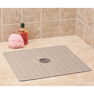 Bathroom Safety - Natural Rubber Safety Shower Mat