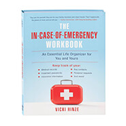 New - The In-Case-Of-Emergency Workbook