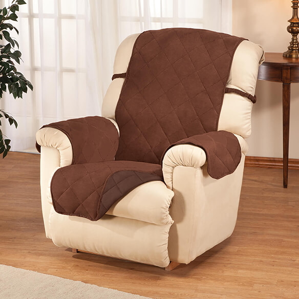 Naomi Suede-Microfiber Recliner Cover by OakRidge™