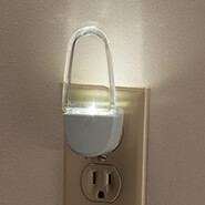 Bathroom Accessories - LED Sensor Nightlight Set of 2