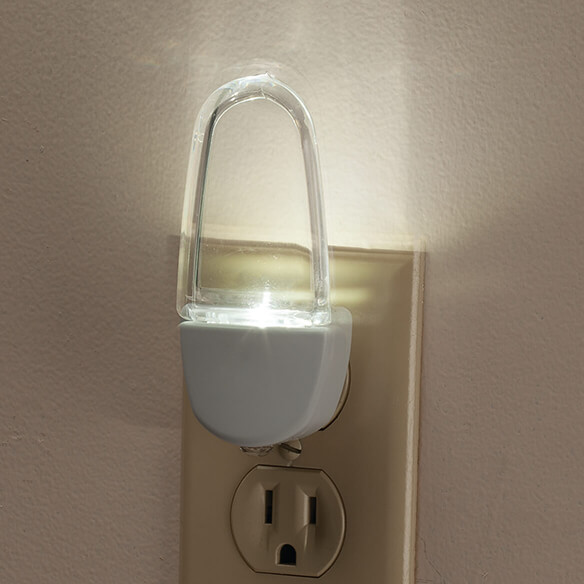 LED Sensor Nightlight Set of 2