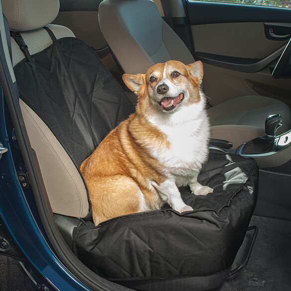 Front Seat Pet Car Cover Dog Seat Covers Easy Comforts
