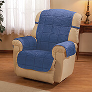 Home Comforts - Bradley Sherpa Recliner Protector by OakRidge
