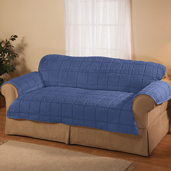 Bradley Sherpa Loveseat Protector by OakRidge