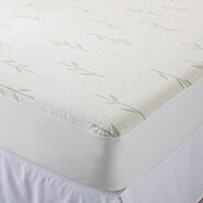 Bedding & Accessories - Bamboo Mattress Protector