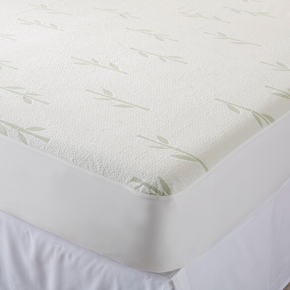 Bamboo Mattress Protector Bed Pads Bed Toppers Easy