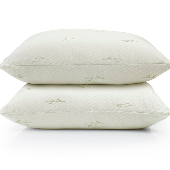 Bamboo Pillow Protectors, 2-Pack