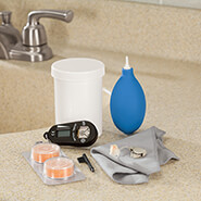 Hearing Devices - Hearing Aid Drying Kit