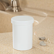 Hearing Devices - Hearing Aid Drying Jar