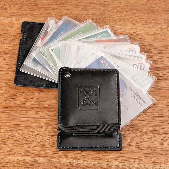 Quick Pick™ RFID Blocking Card Case
