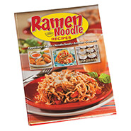 Kitchen Helpers - Ramen Noodle Cookbook