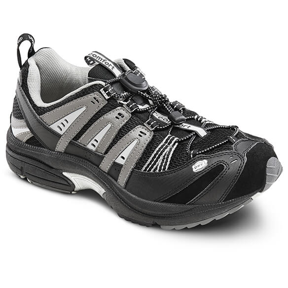 Dr. Comfort® Performance Men's Athletic Shoe - RTV