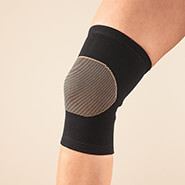 Braces & Supports - Copper Therapy Knee Support