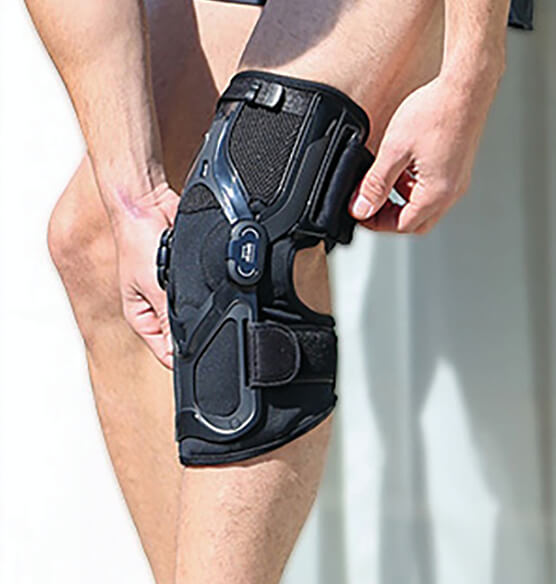 Kneetrac Lite Decompression Knee Brace