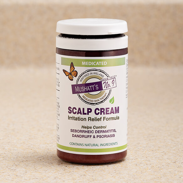 Mushatt's No. 9 Medicated Scalp Cream