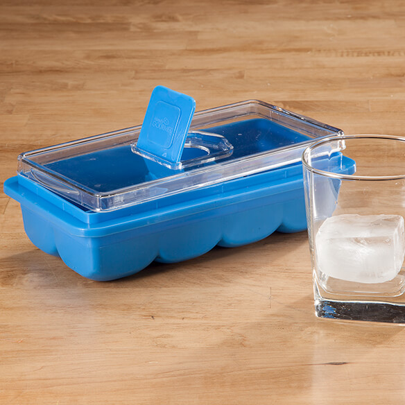 No-Spill Ice Cube Tray