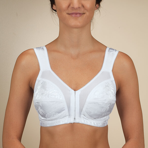 Front Hook Flex Back Comfort Bra Front Closure Bras Easy