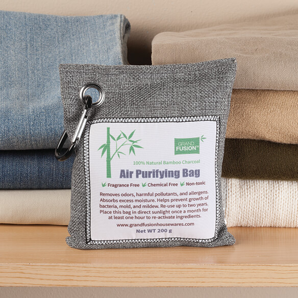 Bamboo Charcoal Air Purifying Bag