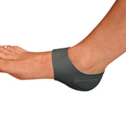 Braces & Supports - Steady Step® Heel Hugger Gray/Orange
