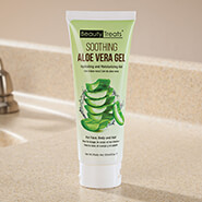 Skin & Wound Care - Soothing Aloe Vera Gel