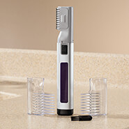 Grooming & Hair Removal - Battery-Operated Hair Trimmer