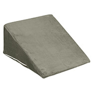 Cushions & Chair Pads - Plush Wedge Pillow Cover by LivingSURE™